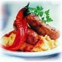 Traditional British Dinner Sampler