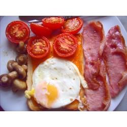 Irish style Back Bacon