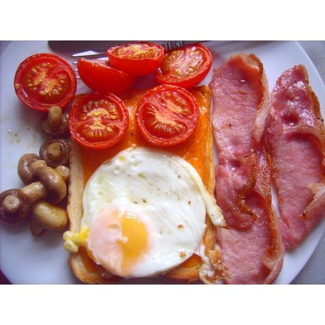 Irish style Bacon, Rashers (Back Bacon)